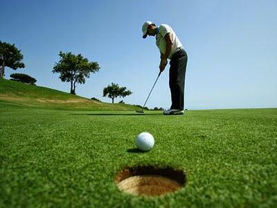 La ciencia y el golf