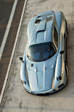 Mazzanti Evantra hits the track!