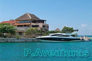 Puerto Aventuras boats and Yachts