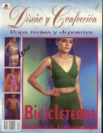 журналы по пошиву женского нижнего белья