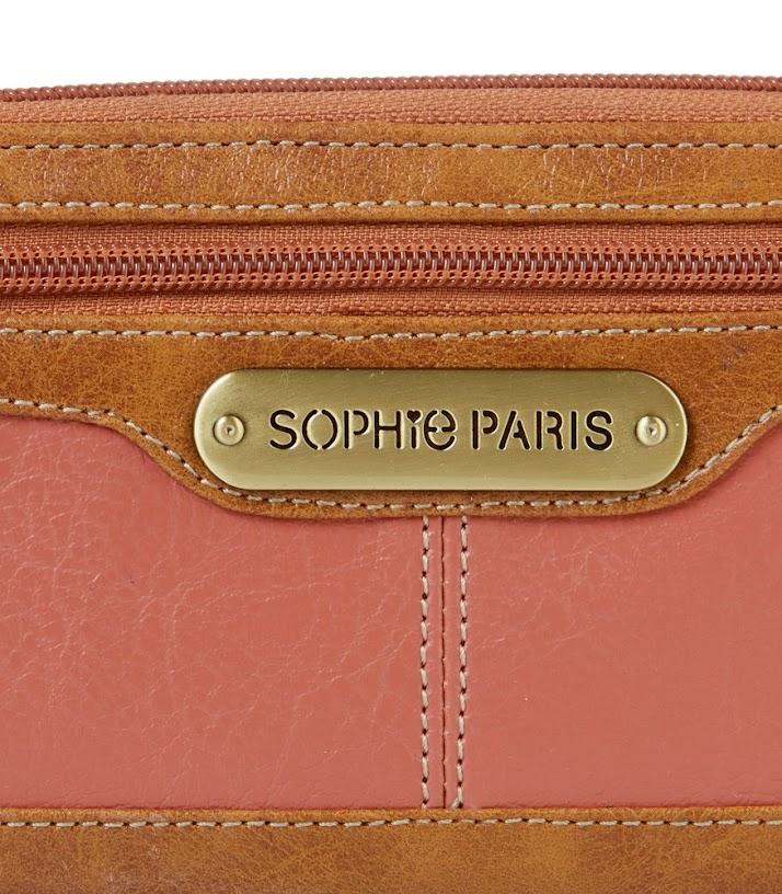 Ví nữ Sophie Paris Bologna - DSM1920
