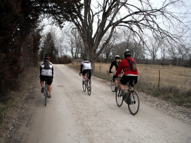 Gravel Grinder with Team Virtus