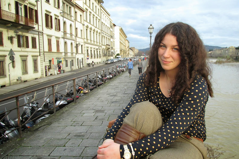 Gina Granauro - #StudyAbroadBecause it is Unforgettable and Irreplaceable