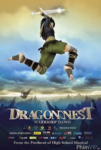 Hắc Long Đe Dọa - Dragon Nest: Warrior's Dawn poster