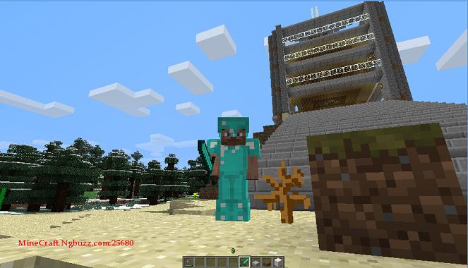 Ngbuzz MinecraftServer