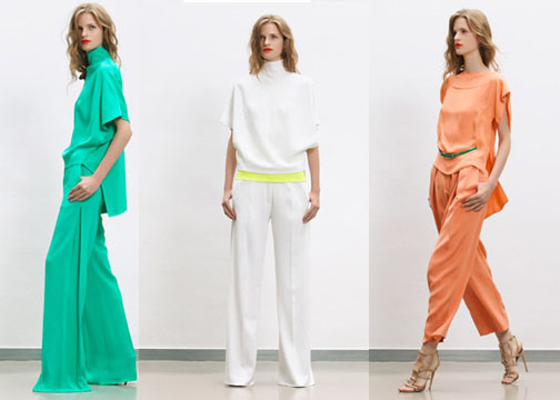 Antonio Berardi Resort 2012