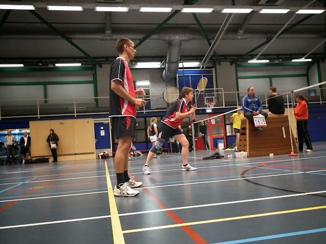 Competitie tegen BC Onder Ons 2013