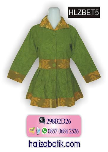 grosir batik pekalongan, Busana Batik, Model Busana, Batik Modern