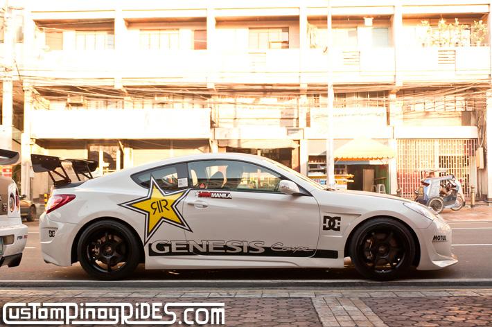 Atoy Customs Genesis Amuse Custom Pinoy Rides pic2