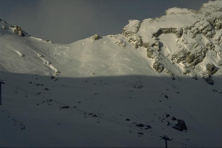 Avalanche Mont Thabor, secteur Punta Bagna, Col des Militaires - Photo 1