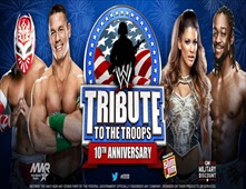 عرض WWE Tribute To The Troops 2012