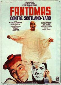 Tên Tội Phạm Khét Tiếng 3 - Fantomas Contre Scotland Yard poster