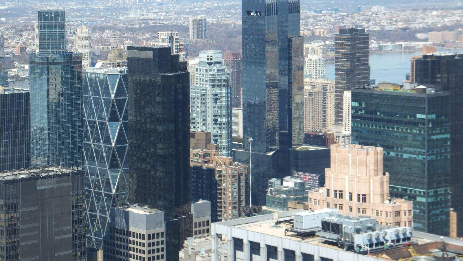 New York, Manhattan vista desde The Top of the Rock, Elisa N, Blog de Viajes, Lifestyle, Travel