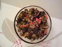 Salade de Chabbat - recette indexée dans les Entrées