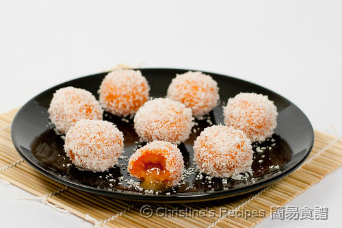 Sweet Potato Glutinous Rice Balls02