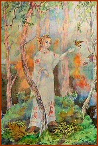 Goddess Lada Image
