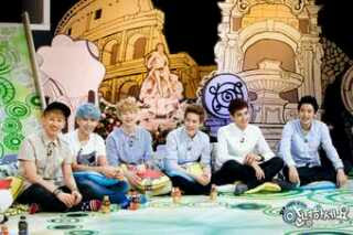 exo super junior picture, photo