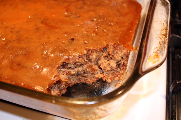 Recipes For Divine Living: Iny's Prune Cake
