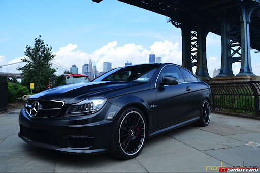 Car fans official mercedes benz c63 amg dark knight for Official mercedes benz parts