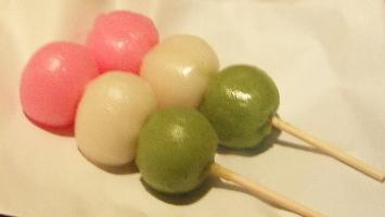 how to make hanami dango recipe
