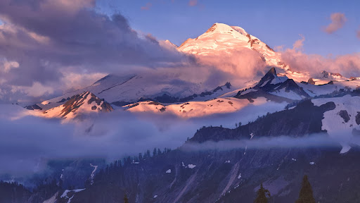 Mount Baker Viewed From Artist Point, Mount Baker _ Snoqualmie National Forest, Washington.jpg