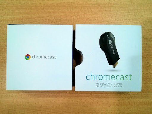 Chromecast Unboxing - 3