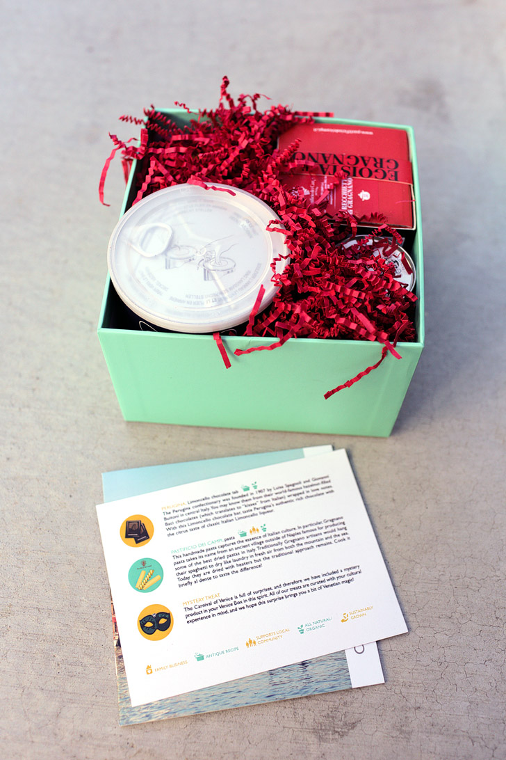 Try the World - A Travel Subscription Box.