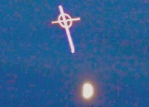 Strange Cross In The Skies Have Been Reported All Over The World