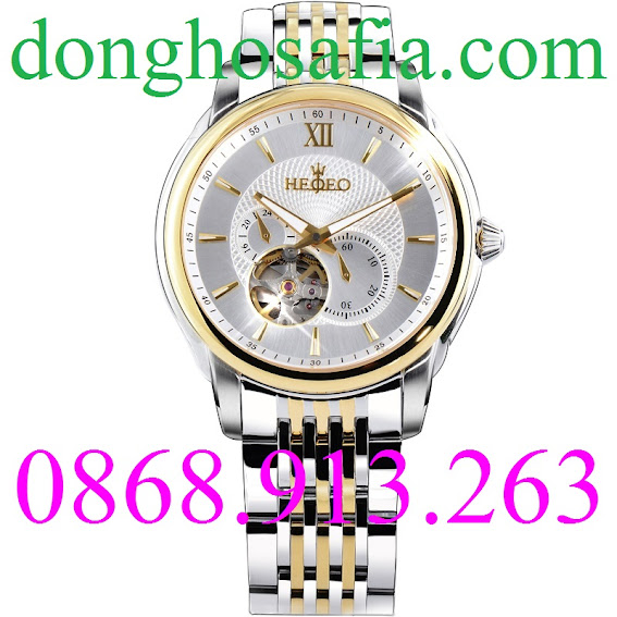 Đồng hồ nam cơ Heojeo HG1203D