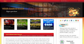 Casino Wordpress Theme - wpg119