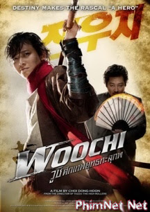 Tiểu Quái Jeon Woochi - Woochi - 2009