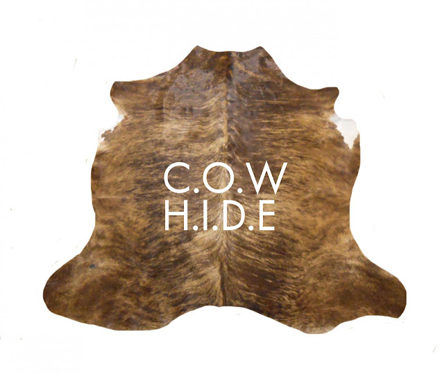 The A.B.C. of Cow Hides