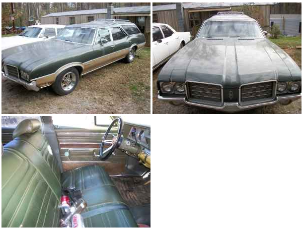 1971 Oldsmobile Vista Cruiser - $4000 (Asheville) - Groosh ...