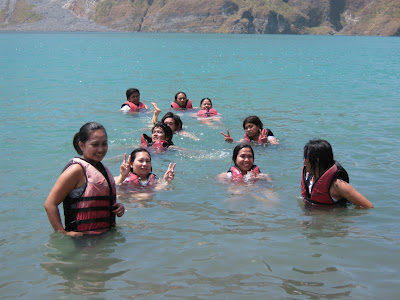 swimming na