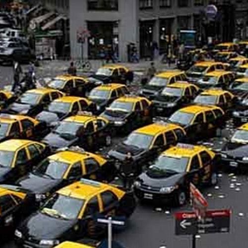 historias de un taxista