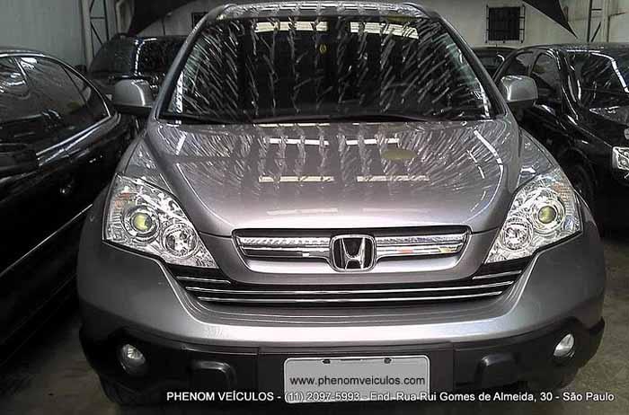 Honda CRV 2008 usada LX 4X2 Automática Preço R$ 66.900 reais