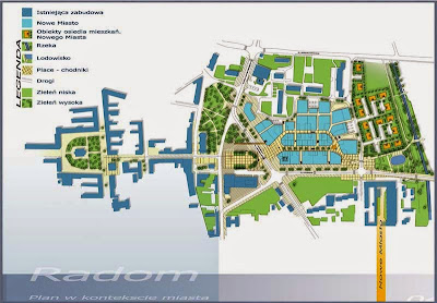 Nowe Miasto - Nowe Centrum Radomia