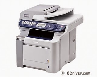 Download Brother MFC-9640CW printer's driver, learn how to setup