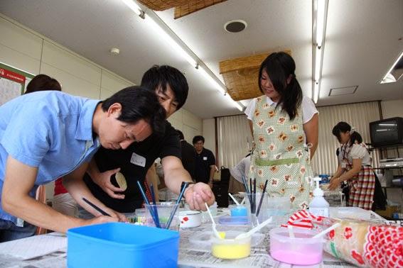 Hoạt động tại trường Nhật Ngữ 2