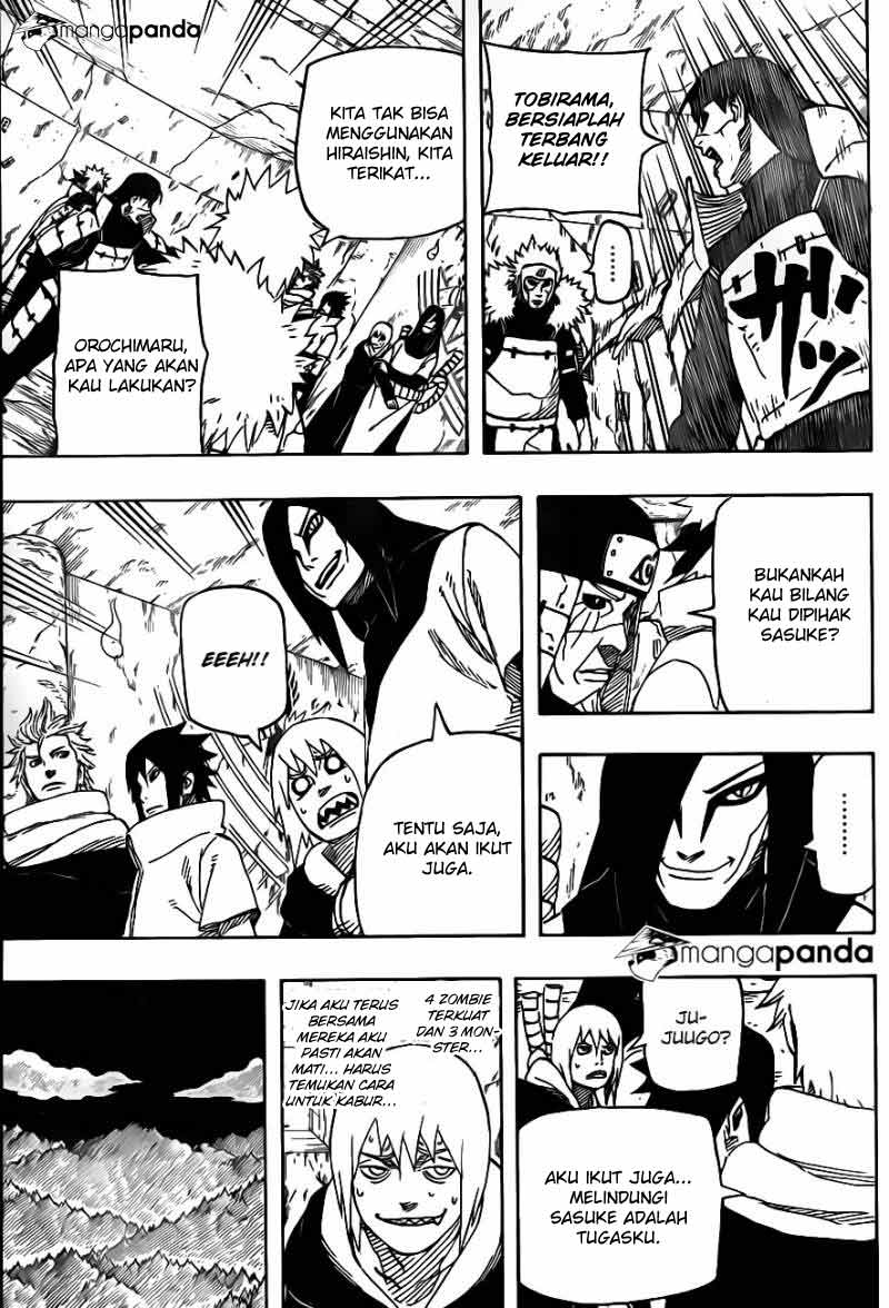 Komik naruto 627 page 11