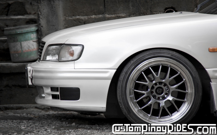 Project Majesty VIP Style Nissan Cefiro A32 Custom Pinoy Rides pic5