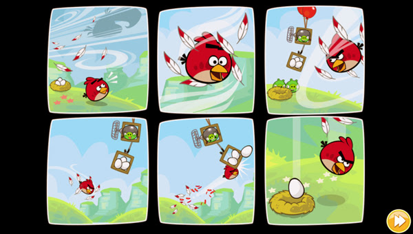 Angry Birds ra mắt phiên bản Red's Mighty Feathers 2