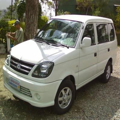 Mitsubishi Adventure SUV
