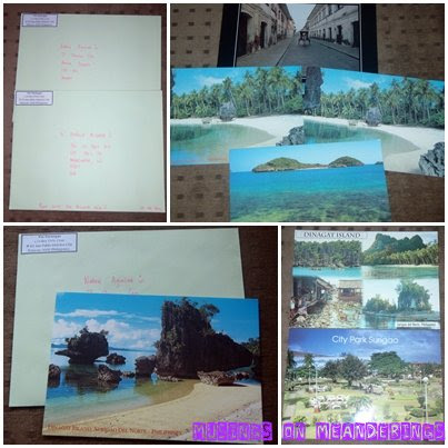postcards, postcrossing,