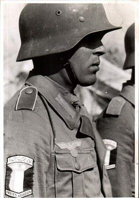 arabian volunteer wehrmacht