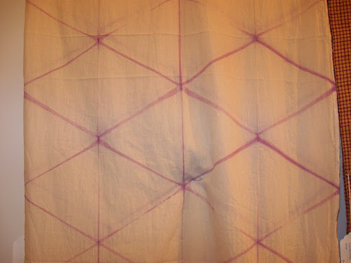 a subtle, so sophisticated shibori