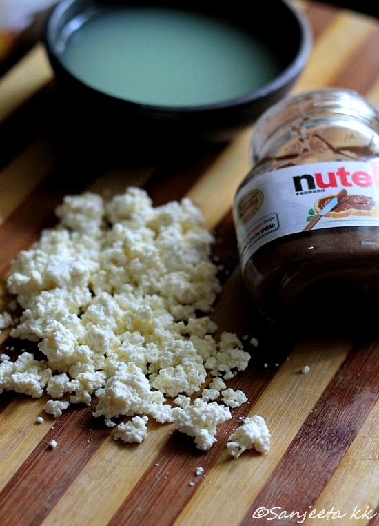 Recipes | No-Bake Cottage Cheese & Nutella Dessert