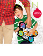 Avon Catalog 24 Holiday Flyer
