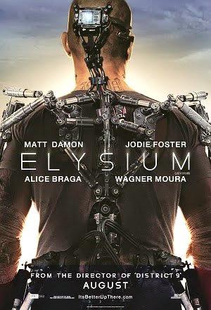 Filme Poster Elysium TS XviD & RMVB Legendado