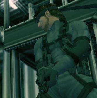 David Doe (Solid Snake)
